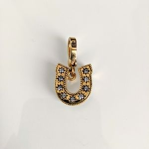 Juicy Couture Jewelry - Juicy Couture lucky horse shoe charm
